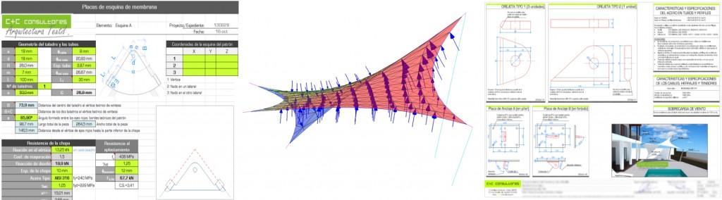 Cálculo y dimensionamiento